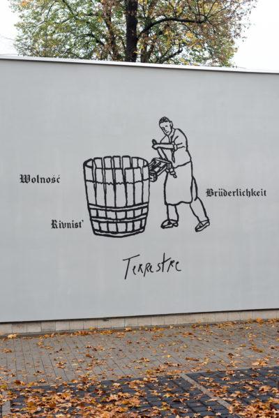 Emeline Depas - Wolność, Rivnist', Brüderlichkeit